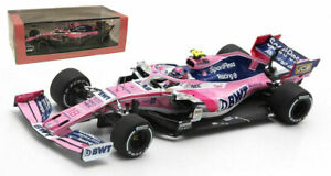 Racing Point-Mercedes RP19 Sport Pesa GP China 2019 Lance Stroll Spark 1:18 18S4