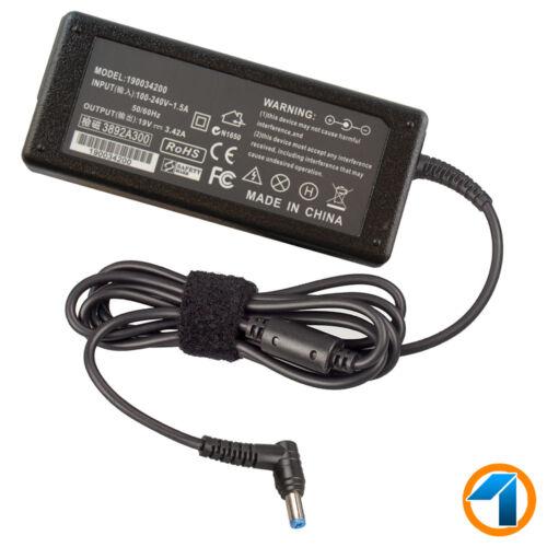 Packard Bell KAYF0 Notebook Adattatore caricabatterie 3 Pin UK Cavo di alimentazione