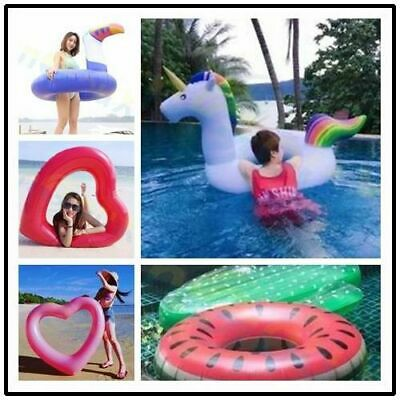 Floats & Rafts Have An Inquiring Mind Float Inflatable Swimming Pool Rideable Ring Kids Adults Beach Party Floater Toy Home & Garden