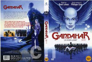 Light Years Gandahar 1988 Rene Laloux Charles Busch Glenn Close Dvd New Ebay