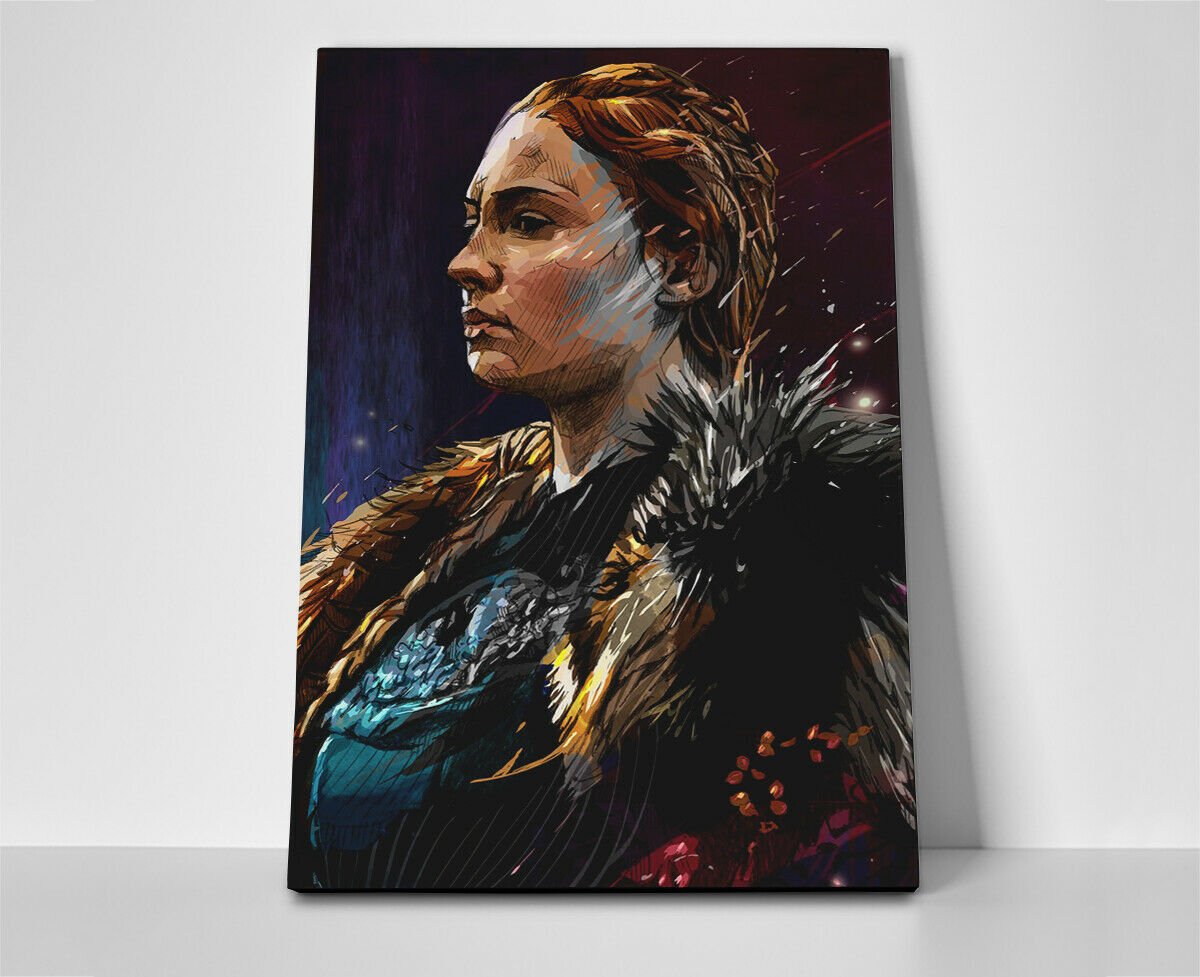 Sansa Stark Poster or Canvas - Game of Thrones