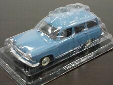 #07 GAZ Legendary Cars by DeAgostini Autolegends 1:43 GAZ-M21 Volga 1956-1958