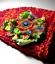 Knitted-Slim-Fit-Beanie-Skull-Cap-Hat-Color-Tangerine-Dream miniature 2