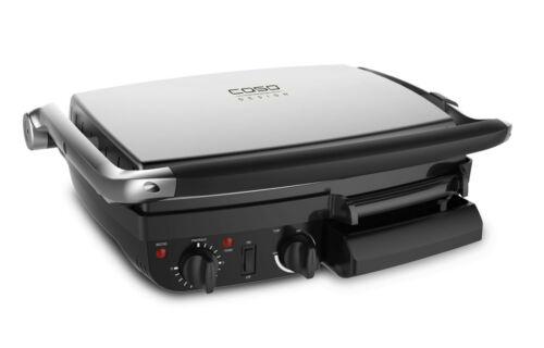 CASO BG2000 Doppel-Kontaktgrill UVP 129,99 € (Neu)