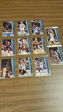 Lot of 11 Magic 1992-93 Fleer Cards Shaquille Shaq O'Neal Plus 10 Other Players