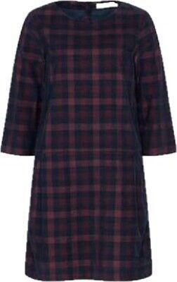 BN SEASALT NECTOR OCEAN GREEN Soft Cotton Sweatshirt Tunic Top SIZE 8//20 £28.95