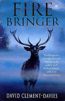 Fire Bringer by David Clement-Davies (Paperback, 2000)