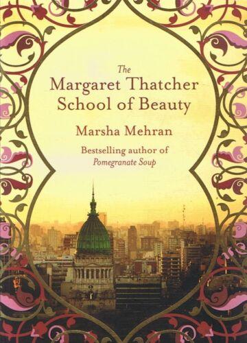1 of 1 - The Margaret Thatcher School Of Beauty MARSHA MEHRAN (p/b 2014) FREE POST Track