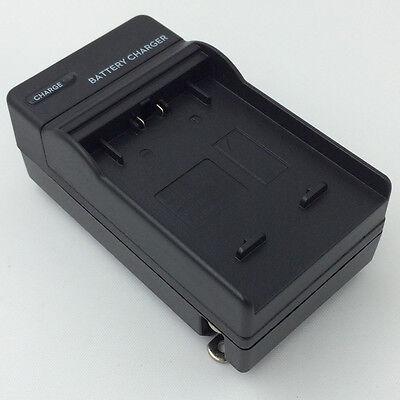 DCR-HC21E DCR-HC23E Handycam Camcorder DCR-HC22E LCD Dual Fast Battery Charger for Sony DCR-HC20E