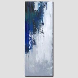 NOVAARTE-Acryl-Gemaelde-Abstrakt-ORIGINAL-Malerei-UNIKAT-Kunst-Acrylbilder-Modern