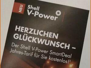 Gutschein-Shell-Smartdeal-V-Power