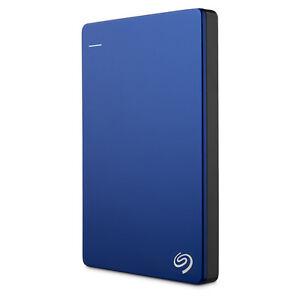 Seagate-Backup-Plus-Slim-USB-3-0-2000GB-2TB-2-5-034-External-Hard-Drives-Blue