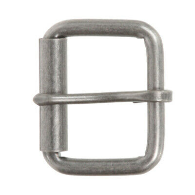 Fits 1-1//2 wide Classic Single Prong Replacement Roller Belt Buckle