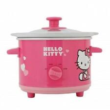 Hello Kitty Kitchen Appliance 1 5 Quart Ceramic Slow Cooker One Pot Meals