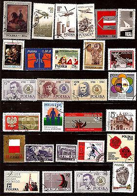 UnermüDlich Polen 59 Briefmarken Themen Verschiedene 336t6 Eine GroßE Auswahl An Modellen Zwecke übliche