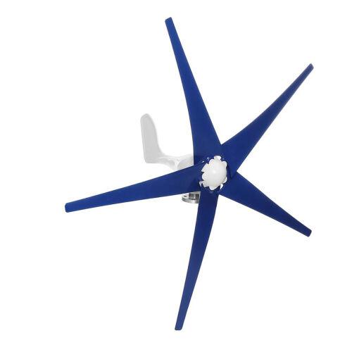 New 3000W 5 Blades 24V Horizontal Wind Turbine Generator w// Charge Controller US