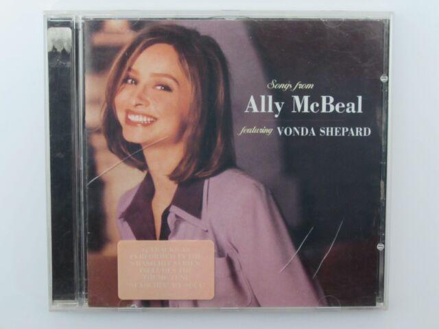 Vonda Shepard - Songs From 'Ally McBeal' CD