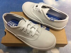 71a6b51ff4db Image is loading Keds-Champion-CVO-Leather-Oxford-Lace-Sneaker-Toddler-