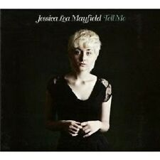 JESSICA LEA MAYFIELD - TELL ME CD ROCK 11 TRACKS NEU