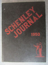 1950 THE SCHENLEY JOURNAL - Schenley High School Yearbook - Pittsburgh PA
