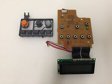 USED SAMSUNG ML4551ND CONTROL BOARD WITH LCD AND BUTTONS JC92-01825A
