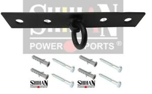 Shihan 4 Hole Ceiling Hook Punch Bag Wall Bracket For heavy Bags Boxing hanger