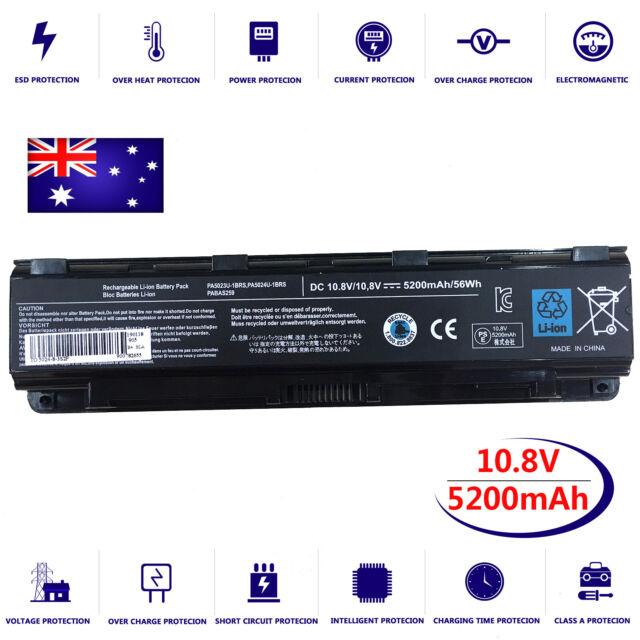 Laptop Battery For Toshiba Satellite Pro S800 P850 M800 L850 C800 S870 M840 P855