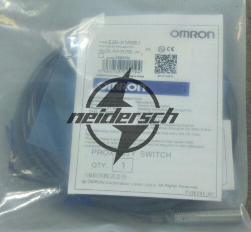 Nouveau E2E-X1R5E1 E2EX1R5E1 1PCS Omron Proximité Interrupteur Capteur