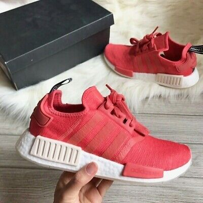 Adidas Nmd R1 Women S Running Shoes Cq2014 Runner Nomad Trace