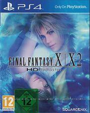 Final Fantasy X/X-2 HD Remaster PS4 Spiel Playstation 4 *NEU OVP*