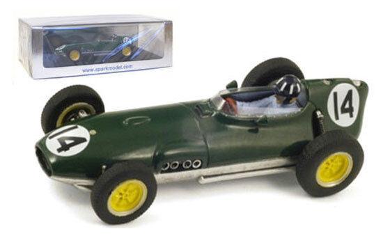 Spark S1835 Lotus 16 Dutch GP 1959 - Graham Hill 1 43 Scale