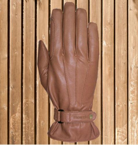 hasel Roeckl Reithandschuh WAGO 3301-639 Roeckl Winter Handschuh Wago Suprema