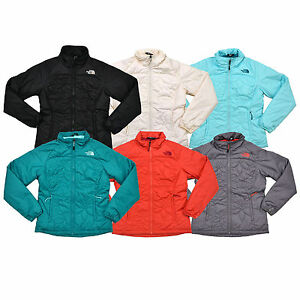 The-North-Face-Jacket-Womens-Insulated-Zip-Up-Puffer-Quilted-Long-Sleeves-New