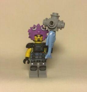 The LEGO Ninjago Movie Minifigure Puffer From Set 70611