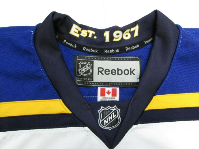 Buy Martin Brodeur St. Louis Blues Authentic Away Reebok Edge 2.0 7287  Hockey Jersey 60 online  530233982