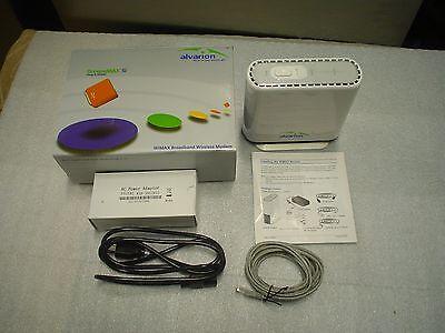 WMAX-CPE-Si-E-2.5 WiMAX modem 725100USWLG 60 day warranty