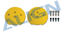 """Align Multicopter Main Rotor Cover For 15"""" 16"""" Carbon Prop - Yellow M480019XET"""