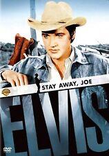 Stay Away, Joe - UK Region 2 Compatible DVD Elvis Presley, Peter Tewksbury NEW