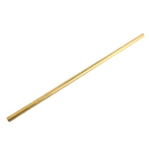 Brass Pipe Copper Tube Round Outer 14mm Length 500mm Model Making