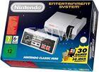 New Nintendo Classic Mini Entertainment system Console NES w 30 game Mario Zelda