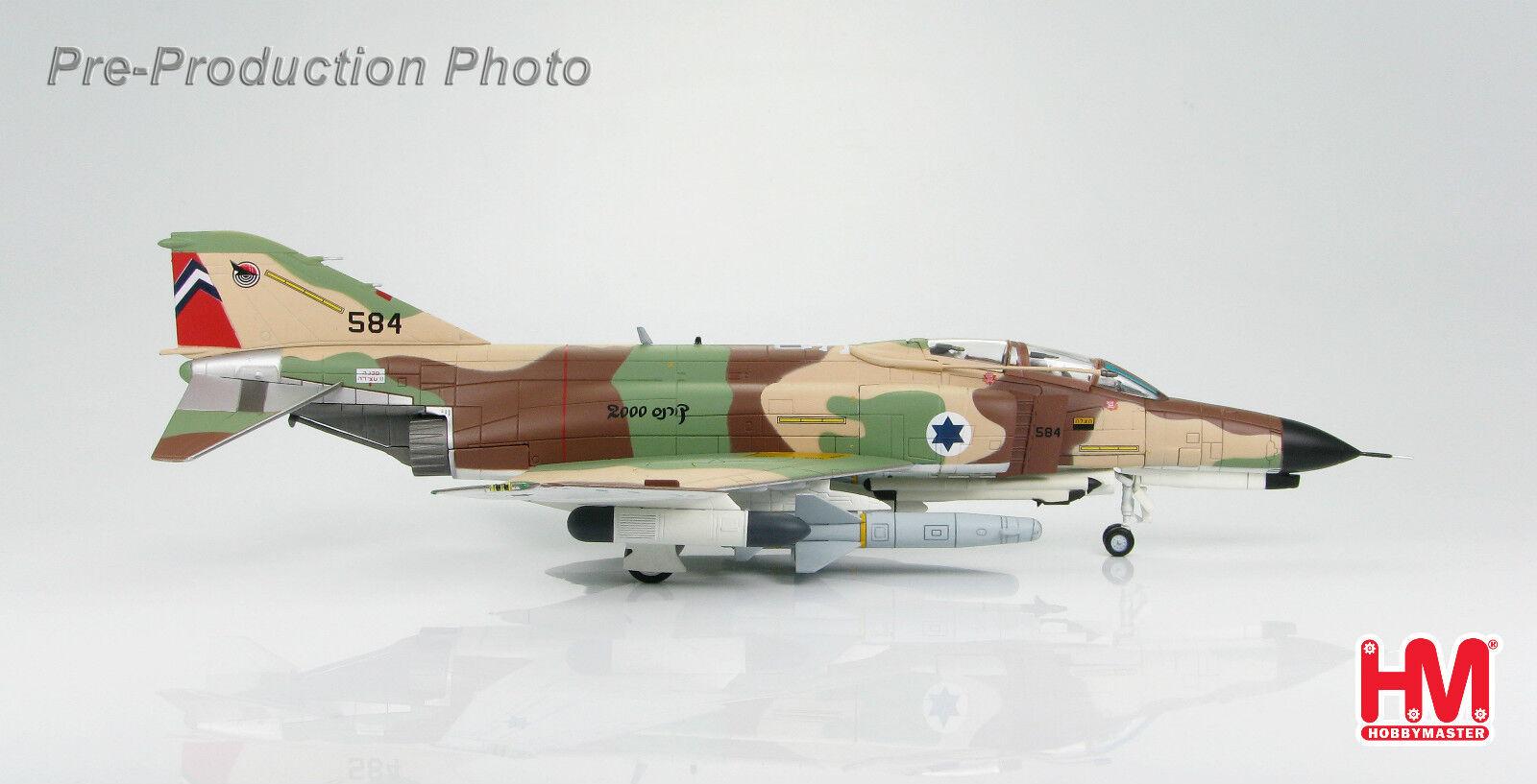 Hobby Master HA1939 McDonnell F-4E Phantom II KURNASS 2000, 201SQN En parfait état, dans sa boîte | Durable Dans L'utilisation