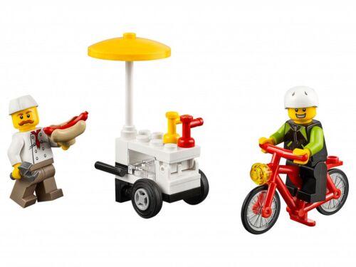 Lego 60134 City habitantes urbanos Fun in the Park people Pack la Parc alternara n16//07
