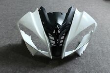 Unpainted Front Nose Top Upper Cowl Fairing For YAMAHA YZF R6 2008-2014 YZFR6