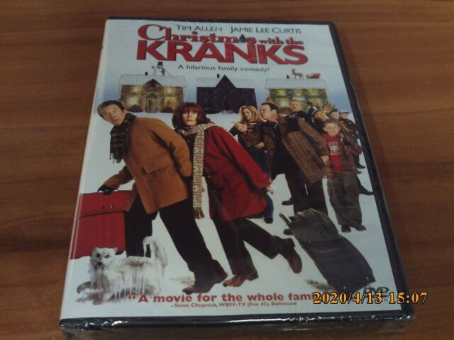 Christmas with the Kranks (DVD,Widescreen/Full Frame 2005) NEW | eBay