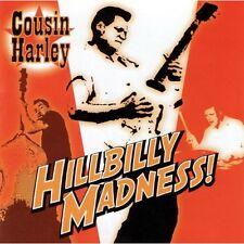 Cousin Harley - Hillbilly Madness [New CD]