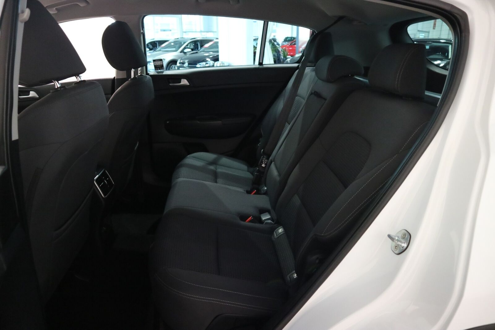 Kia Sportage 1,7 CRDi 115 Advance Edition - billede 9