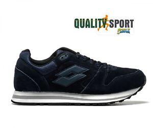 Ante Detalles Zapatillas De Lotto Entrenador Zapatos Azul Xii Hombre Deportivos T6501 f6b7gYyv