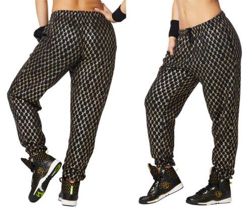 S 38 *NEU* UVP:54,63 EUR Zumba Fitness Hose Hip Hop Honey Baggy Sweatpants Gr