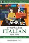Better Reading Italian by Daniela Gobetti (Paperback, 2011)