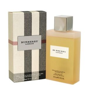 Burberry-London-Delicately-Floral-Shower-Gel-5-fl-oz-150-mL-NEW-IN-BOX